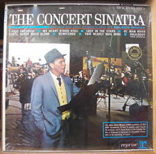 FRANK SINATRA/NELSON RIDDLE THE CONCERT US PRESS LP REPRISE