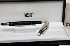 Montblanc Meisterstuck Solitaire Doue Signum  Aztec Guilloch (M) Point F.P NEW !