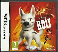 Disney's Bolt  Nintendo DS  (plays 3ds in 2D) kids game