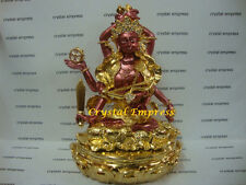 FENG SHUI - BEJEWELED RED TARA FOR AUTHORITY LUCK