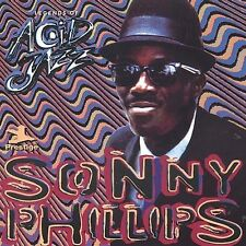The Legends of Acid Jazz * [Sonny Phillips] New CD
