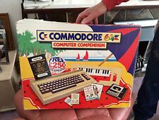 Commodore 64 Plus Commodore una sola unidad de disquete e impresora MPs-803