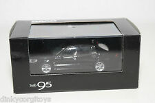 MOTORART SAAB 95 9-5 SALOON LIMOUSINE BLACK MINT BOXED