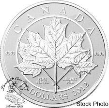 Canada 2012 $10 Maple Leaf Silver Coin