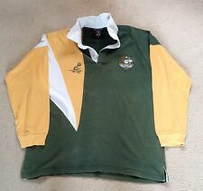 WALLABY RUGBY UNION SHIRT AUSTRALIA RUGBY SEVENS 2000 Large