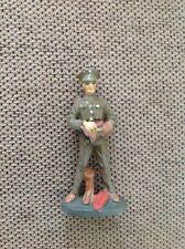 Elastolin Soldat Stiefel Schuh Putzen