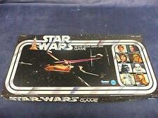 VINTAGE ANTIQUE RETRO 1977 KENNER STAR WARS ESCAPE FROM DEATH STAR BOARD GAME