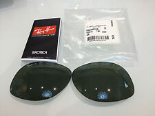 REPLACEMENT SUNGLASSES LENSES RAY BAN 3387 POLARIZED GREEN 002/9A 64 RAYBAN