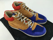 "Paul Smith ""DREYFUSS"" Suede Shoes / High Top Trainers UK6 EU40"