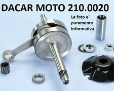 210.0020 ALBERO MOTORE CORSA 39,3 BIELLA 85 MM POLINI DERBI : GP1 50 2001-2003