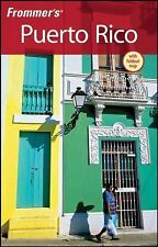 Frommer's Puerto Rico (Frommer's Complete Guides) Marino, John Paperback