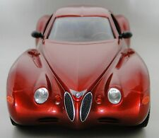 Sport Car 1 18 Concept 24 InspiredBy Vintage Bugatti 57 SC 43 Race 12 Exotic Red