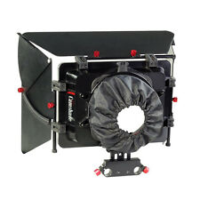 CAMTREE Professional Camshade Video Matte Box for 5D 7D GH4 A7S CANON SONY DSLR