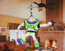 Disney Toy Story Buzz Lightyear Ceiling Fan Pull Light Lamp Chain Decor K1018 L