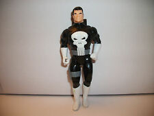 90s Vintage Action Figure Toy Biz Punisher Super Hero Marvel