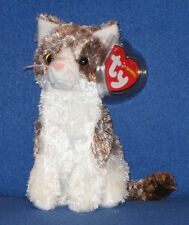 TY BENTLY the CAT BEANIE BABY - MINT with MINT TAGS