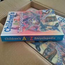 Miles Kelly Publishing Childrens A-Z Encyclopedia 14 UNITS