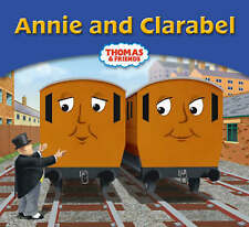 NEW - THOMAS and FRIENDS ( 34) ANNIE & CLARABEL (Fishing/Runaway) STORY LIBRARY