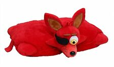 "Five Nights at Freddy's 16"" Red Foxy Pillow Plush-Foxy Pillow Pet-Brand New!"