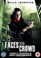 Faces in the Crowd [DVD] 2012   Brand new and sealed