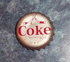 Coke Caps Hockey 1965-66 Crossed Sticks Player Dave Keon send in contest