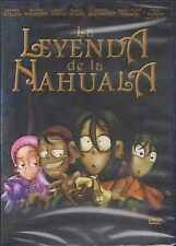 DVD  - La Leyenda De La Hahuala NEW Anime German Robles FAST SHIPPING !