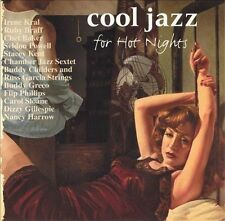 NEW - Cool Jazz For Hot Nights by Various Artists