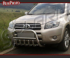 TOYOTA RAV4 MK3 06-09 BULL BAR, NUDGE BAR, A BAR + GRATIS!!! STAINLESS STEEL