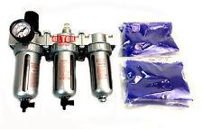 """1/2"""" Compressed Air Filter Regulator/Desiccant Dryer Good For Plasma cutter"""