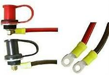 Battery Post and Wiring Kit Remote Jumper Terminals