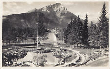 Reflecting Pool Cascades of Time BANFF Alberta Canada Harmon Real Photo PC 926 A