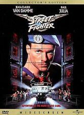 Like New DVD Street Fighter Jean-Claude Van Damme Widescreen Collector's Edition