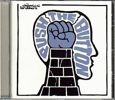 THE CHEMICAL BROTHERS : PUSH THE BUTTON / CD - NEU