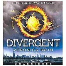 Divergent: Divergent 1 by Veronica Roth (2013, CD, Unabridged)