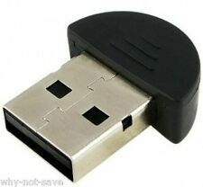new MINI USB 2.0 BLUETOOTH V2.0 EDR DONGLE WIRELESS ADAPTER for laptop headset
