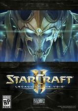StarCraft II: Legacy of the Void (Windows/Mac, 2015) DISC IS MINT