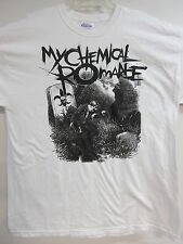 NEW - MY CHEMICAL ROMANCE BAND / CONCERT / MUSIC T-SHIRT EXTRA LARGE