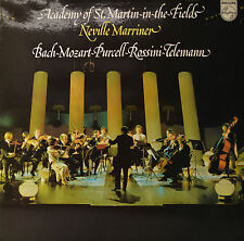 "NEVILLE MARRINER - ACADEMY OF ST. MARTIN IN THE FIELDS  12"" LP  (O933)"