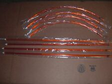 Wurlitzer Jukebox Bubble Tube Set also fits Rock-Ola Rowe Antique Apparatus, NEW