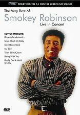 Smokey Robinson - The very Best of: Live in Concert ( DVD MUSIK ) u.a My Girl