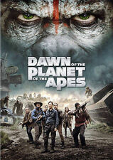 Dawn of the Planet of the Apes (DVD, 2014) NEW SEALED