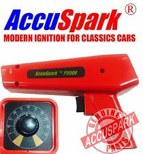 AccuSpark P8000 Professional Ignition strobe timing  lamp/Light