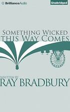 SOMETHING WICKED THAT COMES THIS WAY unabridged audio CD by RAY BRADBURY