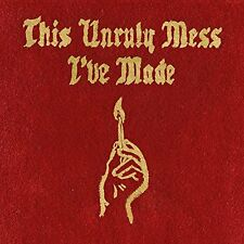 MACKLEMORE & RYAN LEWIS THIS UNRULY MESS I'VE MADE DIGIPAK CD NEW
