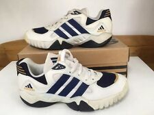 VINTAGE 1990s Adidas Response Tg UK 8 US 8.5 EU 42 Scarpe Da Corsa Cross fit