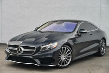 Mercedes-Benz: S-Class S550 Coupe