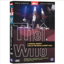 THE WHO - Live at the Royal Albert Hall DVD (New & Sealed)