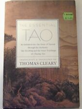 Essential Tao by Thomas Cleary (1998, Hardcover) store#900