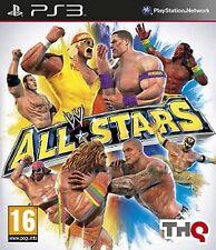 PS3 WWE All Stars Nuevo Precintado Pal España