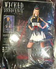 Wicked Innocence Frisky Witch Costume Size Junior 0-9